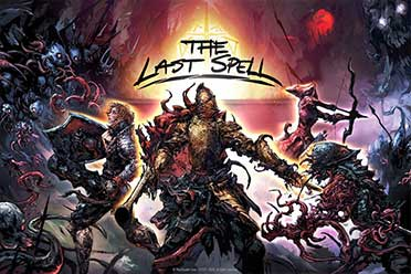 RPG 回合制新作《最后的咒语》开启免费序章体验!