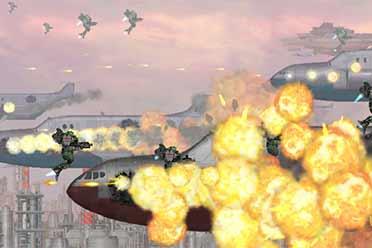 横版机甲动作《MECHBLAZE》将登Steam!支持简中