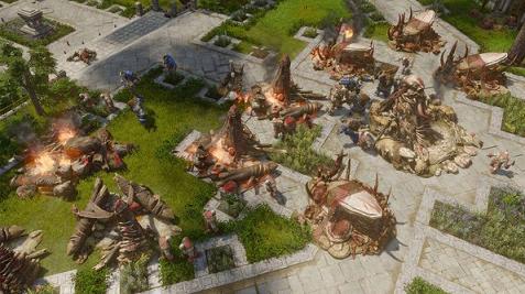 角色扮演游戏《咒语力量3:对决版》Steam免费开放