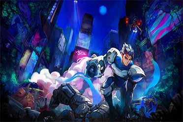 像素风格新作《钢铁突击》跳票 新预告展示对战片段