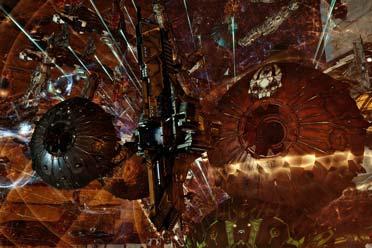 """两项世界纪录:EVE玩家们在银河打了一场""""赤壁之战"""""""