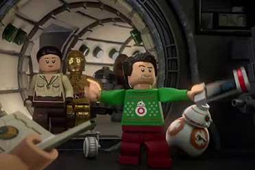《乐高星球大战》曝中字预告 11月17日上线Disney+