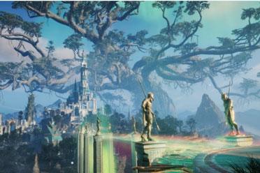 《刺客信条:英灵殿》完整世界地图!刺客史上最大