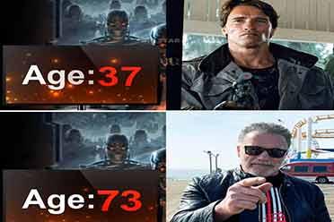 《终结者》演员对比照:37岁vs73岁!依然最强州长!
