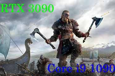 3090也无法以4K/60帧驾驭《刺客信条:英灵殿》!