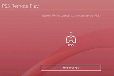 历史总是惊人的相似!PS5游戏或将可在PS4上远程游玩