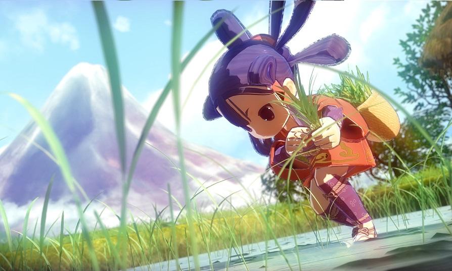 角色扮演RPG《天穗之咲稻姬》Steam正式版下载发布