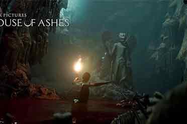 恐怖系列第三部《黑相集:灰烬之屋》正式公布