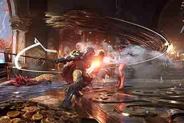 《众神陨落》解锁时间公开 PS5版将随主机一同发布