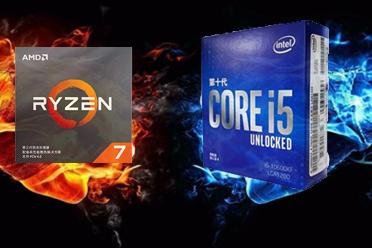 6核完虐8核,中端处理器i5-10600KF与R7 3700X的对决
