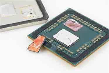 AMD锐龙5 5600X开盖!撕掉芯片大量珍贵画面曝光