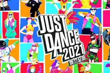 《舞力全开2021》全歌单宣传视频!全平台今日发售