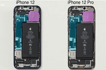 iPhone 12 ProMax拆解图曝光:比11 ProMax缩水7%!