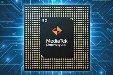 5G芯片天玑700发布!八核CPU架构!最高主频2.2GHz
