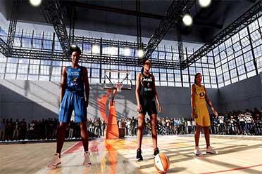 次世代主机版《NBA 2K21》现已发售 官方发言宣传!