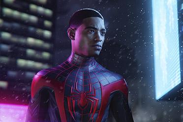 《蜘蛛侠:迈尔斯莫拉莱斯》评测:小黑蛛的成长之旅
