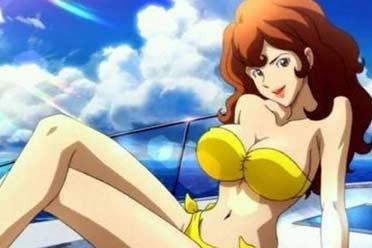 日本票选性感女性动漫角色TOP20:成年人就是全都要!