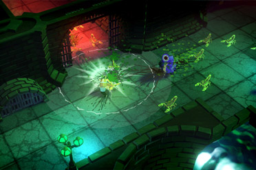魔幻类动作冒险RPG游戏《骷髅复仇者》游侠专题上线