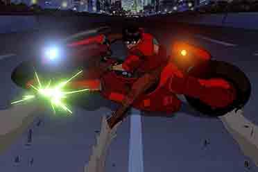 《阿基拉》4K版动画再推出杜比版 日本12月4日上映