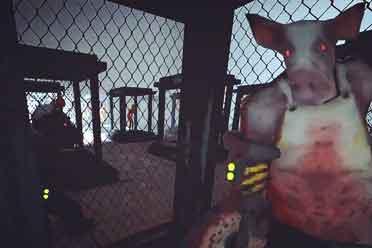 阴间游戏 猪掌管的世界 人类成为了被圈养的牲畜