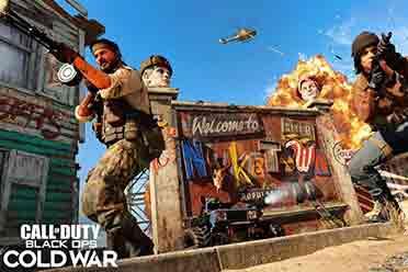 核弹小镇即将回归《使命召唤17》地图介绍预告片发布