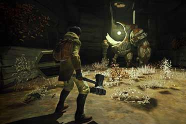 《克罗诺斯:灰烬前》NS版封面图!12月2日登陆Steam