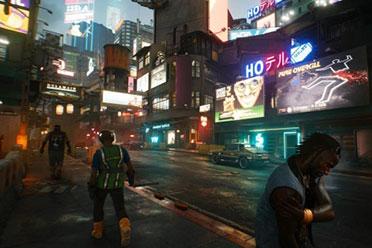 《赛博2077》实体封面曝光 主角V右手持枪面容冷峻