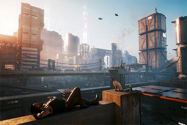 《赛博朋克2077》拍照模式可拍主角 还可调整造型