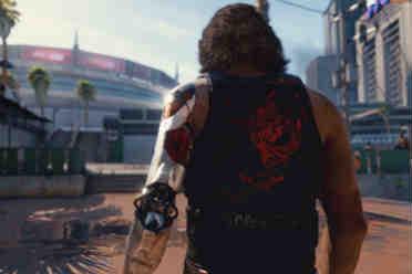 《赛博朋克2077》玩家还能以第一人称操控强尼银手!