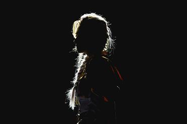 《魔兽世界》称赞万茜吉安娜COS图:好漂亮的侧影!