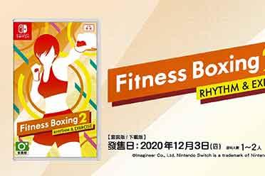 《健身拳击2》新宣传片公开 9位教练全员亮相
