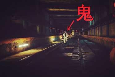 阴间游戏 油管诡异歌曲改编 地铁站里诡异的男子