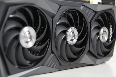 微星魔龙GeForce RTX 3060Ti GAMING X TRIO 8G实测