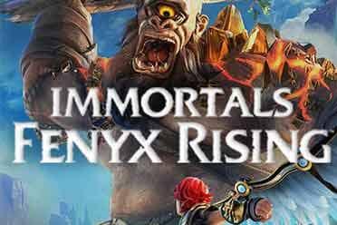 RPG游戏《渡神纪:芬尼斯崛起》Uplay正版分流发布