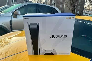 索尼第一批品控有问题?PS5收到货的第一天就出问题