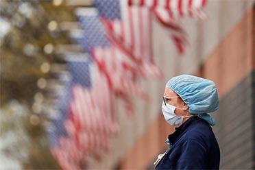 美疾控中心专家:新冠病毒去年12月或已在美传播!