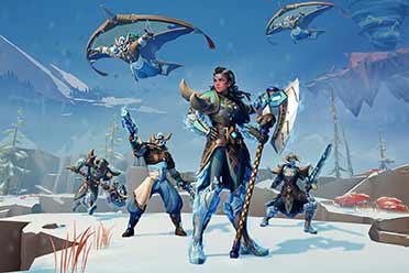 PC免费山寨版怪物猎人游戏《无畏:重塑》现已上线!