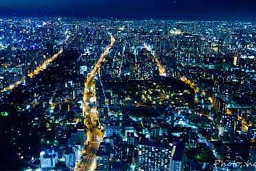 绝美夜景!日本网友票选今年冬天想去看的夜景TOP10