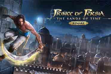 《波斯王子:时之沙重制版》跳票!将于3月18日发售