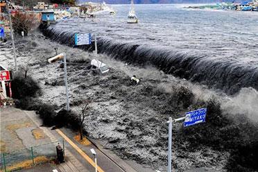 海啸、火灾,龙卷风!这23张大自然的灾难照片太震撼