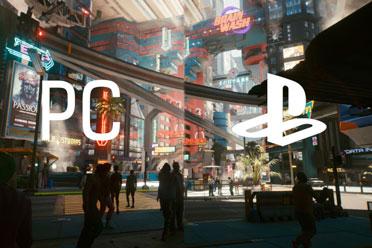 《赛博朋克2077》PS5与PC对比!目前PC端画面更惊艳