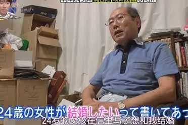 日本70岁大爷拒妙龄少女求爱 靠股票34年不花一分钱!