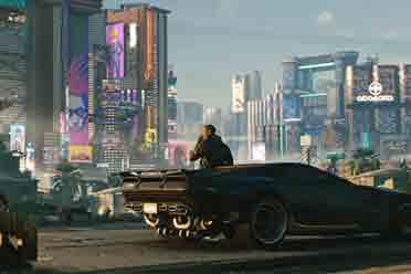 《赛博朋克2077》发售首日就已经回本并开始盈利!