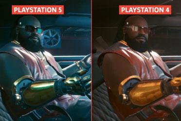 《赛博朋克2077》PS5/PS4测试对比!简直是两个游戏
