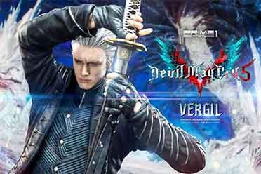 《鬼泣5:特别版》维吉尔DLC今日发售全场景都可使用