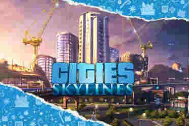 Epic圣诞免费游戏曝光 《城市:天际线》可能喜加一!
