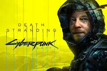 《死亡搁浅》PC版与《赛博朋克2077》展开联动