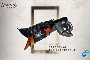 育碧合作非营利3D义肢组织 推《奥德赛》风格义肢