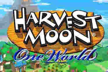 牧场模拟游戏《丰收之月:一个世界》游戏预告片公布