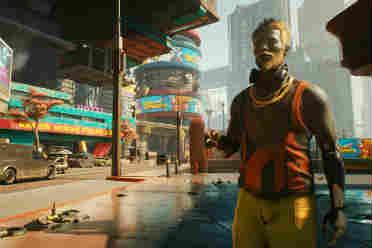 《GTA5》细节真实度竟然吊打《赛博朋克》?视频对比